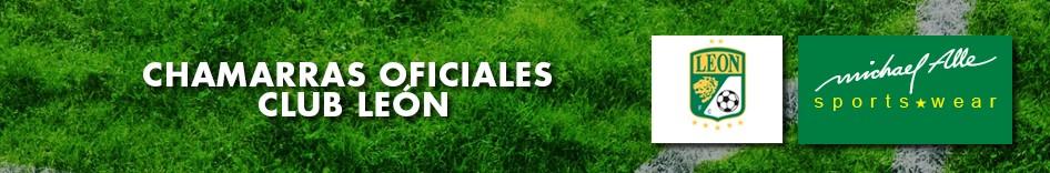 Chamarras Oficiales Club León